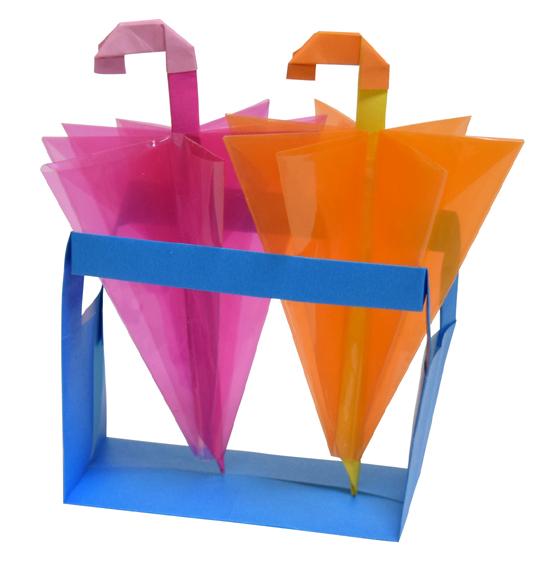 ハート 折り紙:折り紙 写真立て-origami-club.com